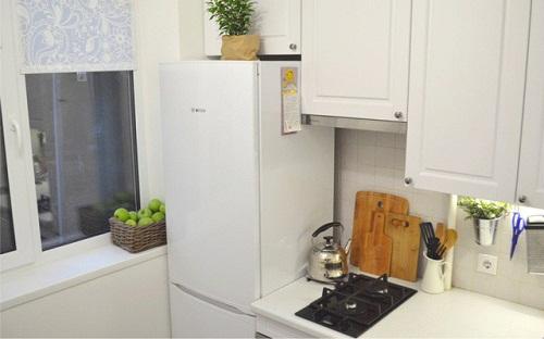 Đặt tủ lạnh cạnh bếp gas là tối kỵ