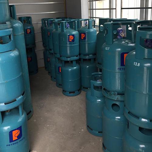 Cửa hàng gas tại Long Biên