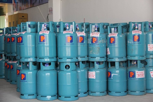 Giá gas