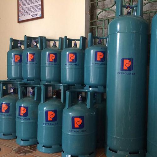 Giá gas trong nước tính theo đầu tháng 8/2021
