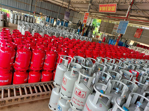 Hiệp hội gas kiến nghị điều chỉnh luật